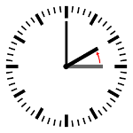 Wskazówka             zegara do tyłu